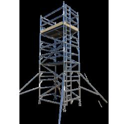 Double Width Scaffold Tower 3T