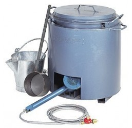 Tar Boiler and Accessories