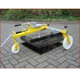 Manhole Cover Lifter -...