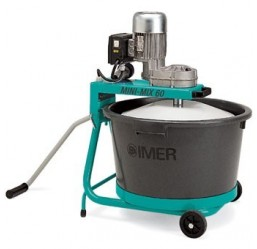 Forced Action Mixer - 80lt