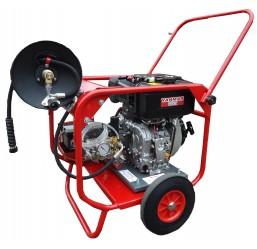 Diesel Pressure Washer -...